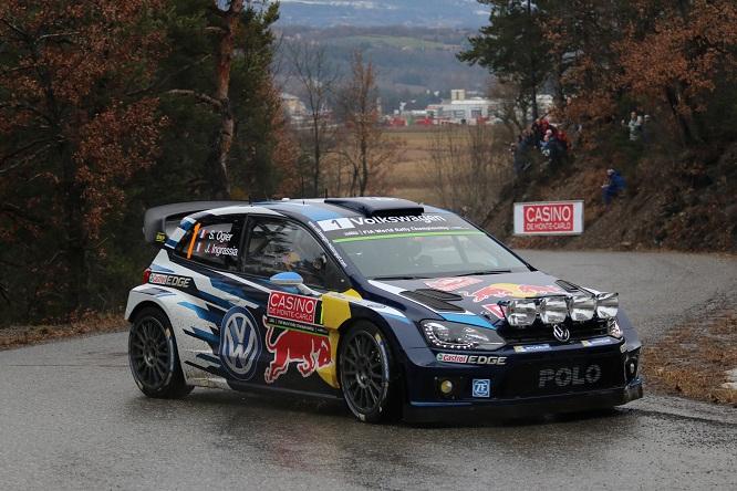 Rallye Monte-Carlo, Gap 19-25 01 2015