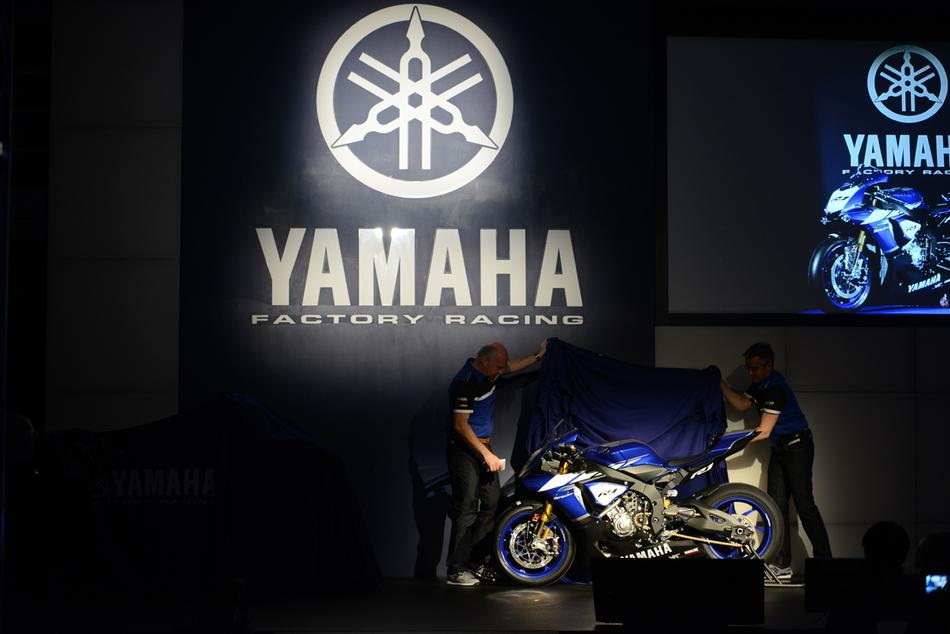 Special event Yamaha WeR1 @ Lesmo