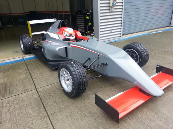 ADAC F.4: nel 2015 Mattia Drudi sfiderà Schumacher