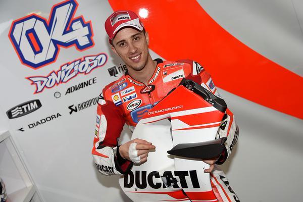 MotoGP, la Ducati mette le ali: Dovi 1° davanti a Marquez. Classifica e Risultati