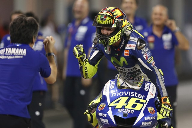 Valentino Rossi sarà al Goodwood Festival of Speed 2015