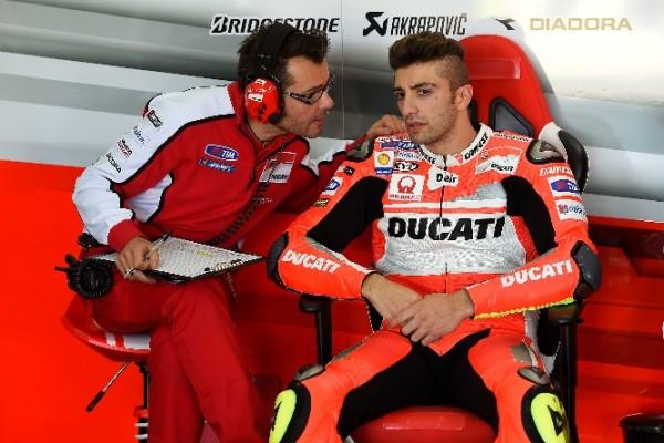 "MotoGP, Iannone: ""Faremo felici i tifosi!"""