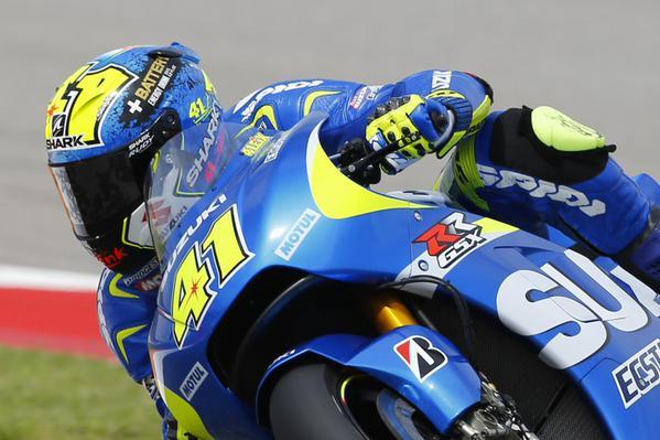 MotoGP, Argentina: Espargarò e la Suzuki fanno sognare nelle FP2
