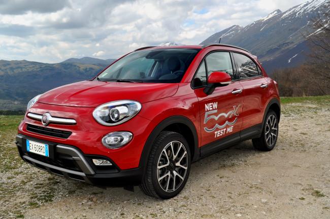 "#TestDrive: Fiat 500X CrossPlus, sorprendentemente ""Over"""