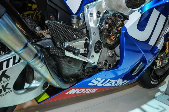 MotoGP, Suzuki: a Jerez nuovo motore e cambio Seamless