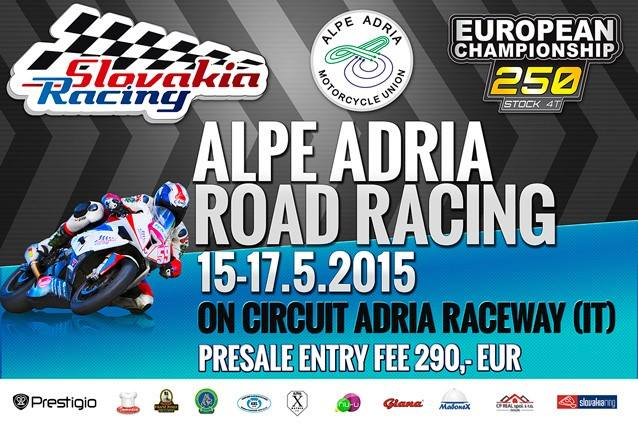 Europeo Alpe Adria: Alex Milotic pronto al primo round, con lui due nuovi sponsor