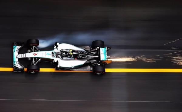 Rosberg GP Montecarlo 2015