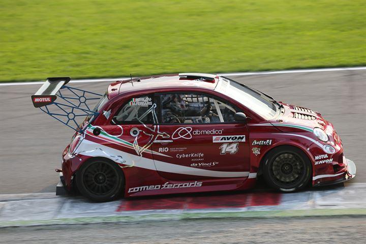 """CITE 2015 Monza """"Cinquone"""""""