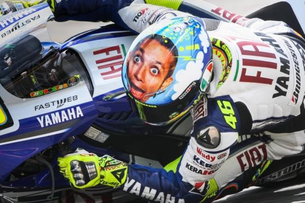 Valentino Rossi Mugello 2008