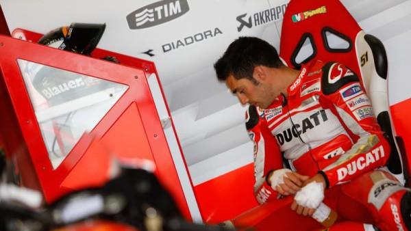 Ducati GP15: Michele Pirro