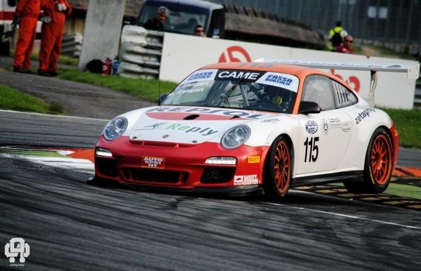 Porsche Zangari GT Cup Monza