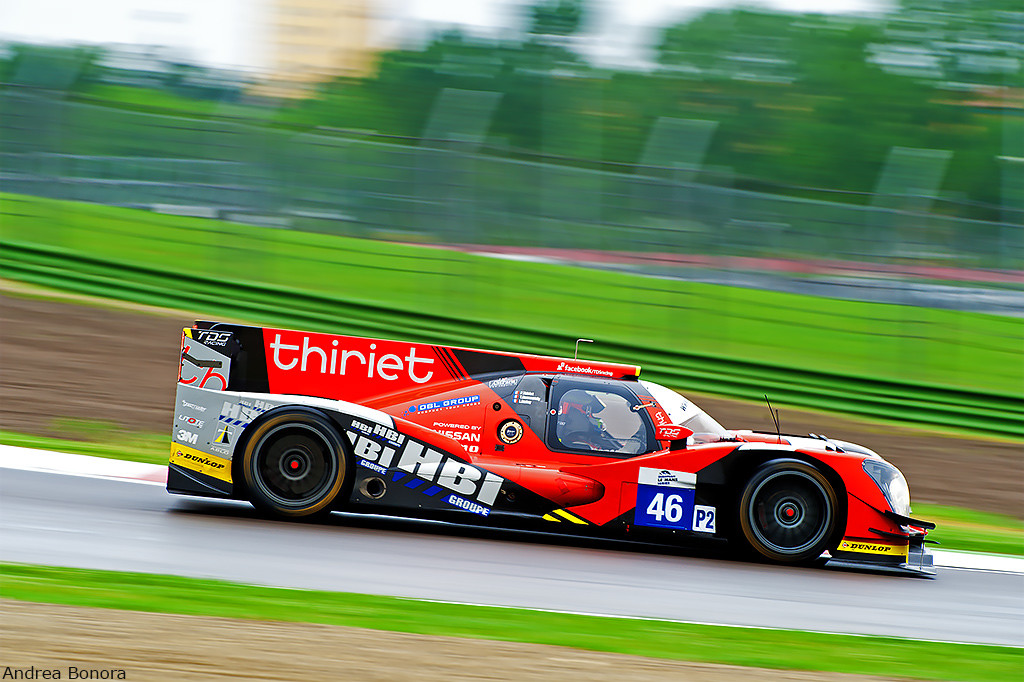 ELMS 4 ore di imola, Thiriet-Badey-Gommendy