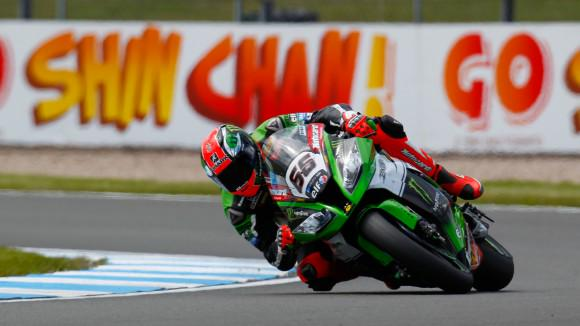 Donington Park, Tom Sykes