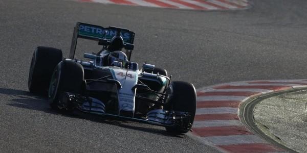F1, GP Catalunya: Hamilton è il più veloce in FP2, ma Rosberg spaventa sul passo gara
