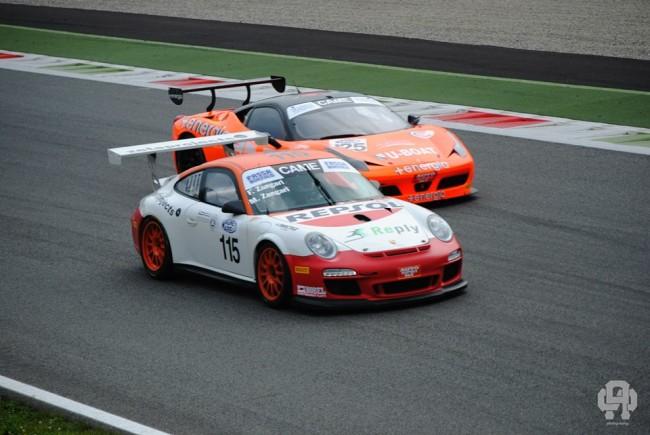 Zangari Monza Gara 2 GT Cup