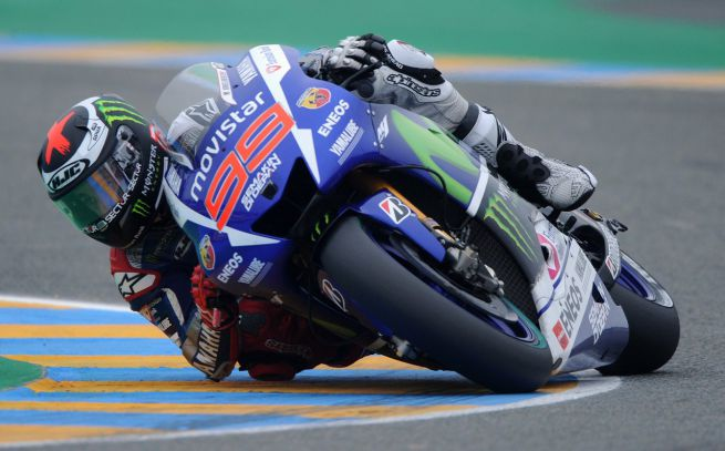 MotoGP, Mugello: Warm-up
