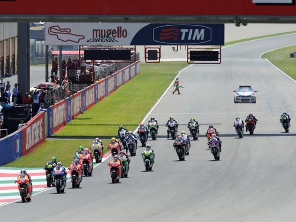 MotoGP Mugello 2015