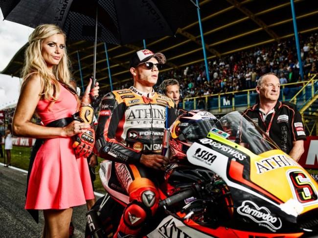 MotoGP: intervento riuscito allo scafoide di Stefan Bradl