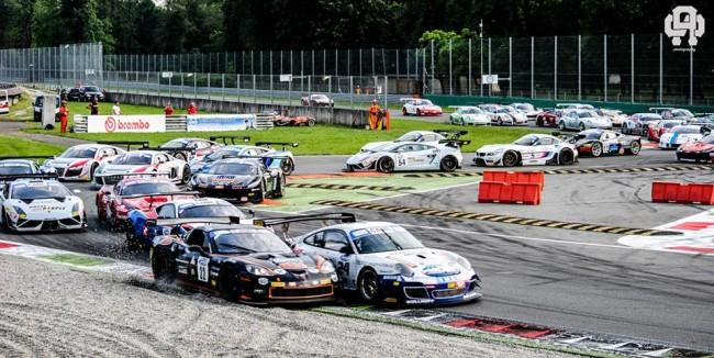 GT Italia: a Imola ben 40 vetture in griglia. Info, Orari TV e Streaming