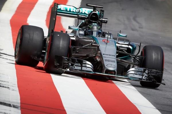 F1, Test Austria: Rosberg 1°, segnali molto positivi per McLaren