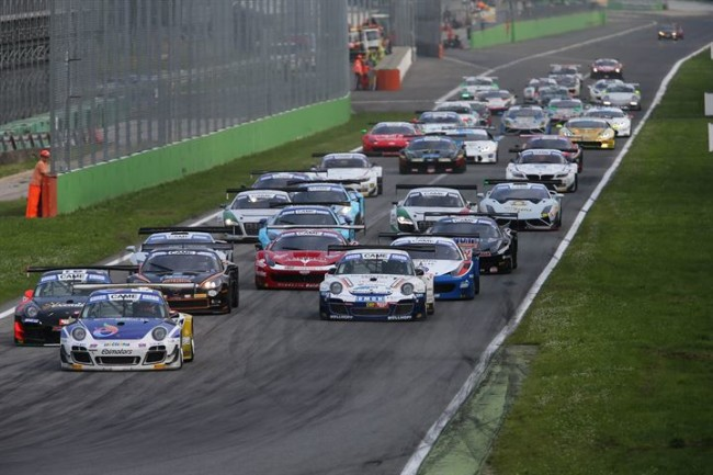 GT Italia: nuovo Bop per Imola