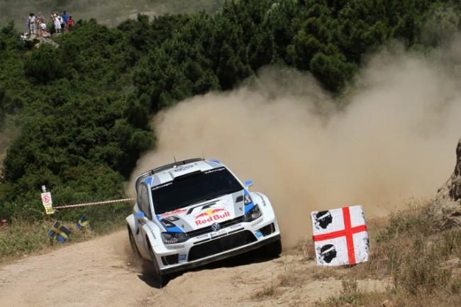 WRC: al via il Rally di Sardegna 2015