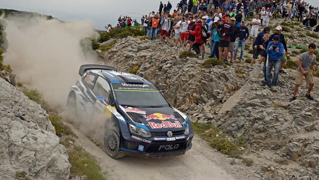 WRC, Sardegna Day3