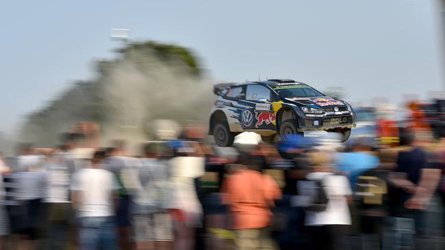WRC, Sardegna: Ogier vince