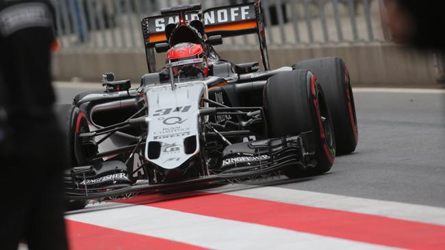F1, Test: nel Day1 girano i giovani, tante le novità tecniche