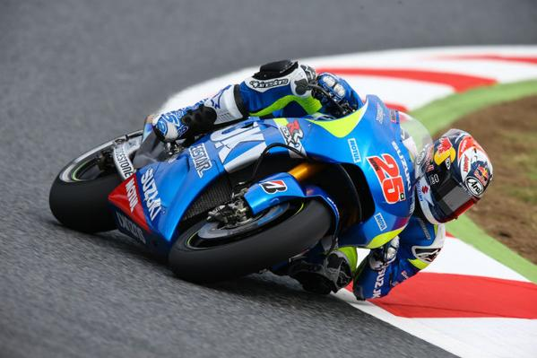 MotoGP, Catalunya: le Suzuki dominano le FP3, super Vinales 1°