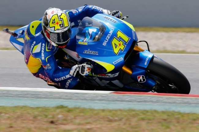MotoGP, Suzuki da sogno: Espargarò fa Pole e Record, Vinales 2°