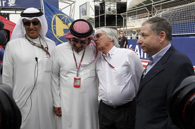 Lo sceicco del Qatar vuole la F1: pronta la cordata da 8 MLD