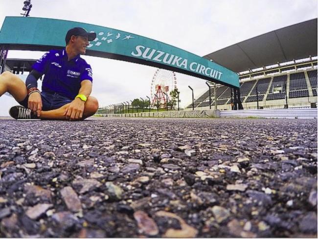 8H Suzuka: Espargarò e Smith in Giappone per i Test