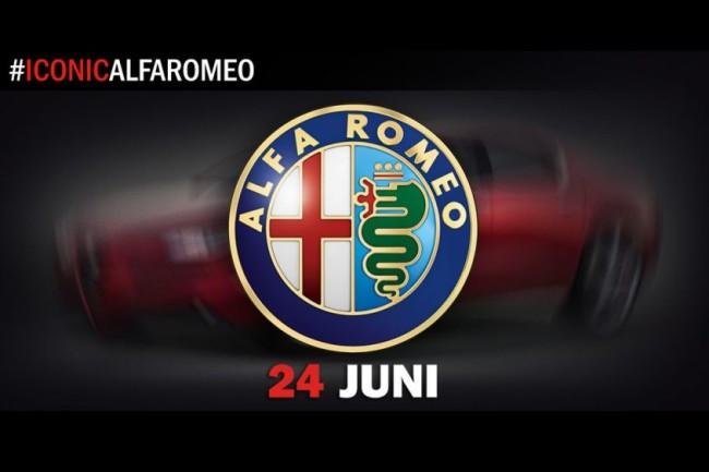 Alfa Romeo Giulia: segui la Presentazione in Live Streaming