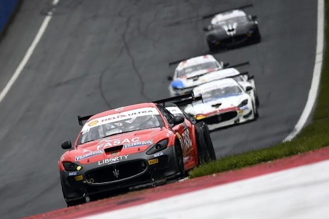 Trofeo Maserati: la terza tappa al Road America