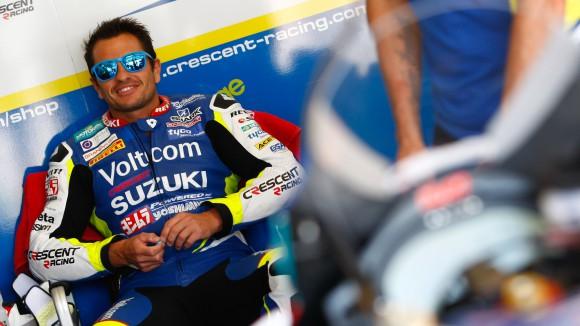 Suzuki: Randy de Puniet parla della difficile situazione sulla GSX-R