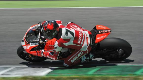 """Conclusi i test Ducati, Checa: """"Soddisfatto e subito veloce"""""""