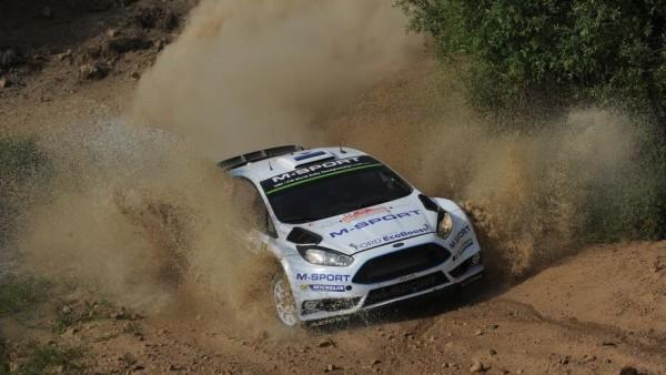 Ford WRC Polonia 2015 Robert Kubica