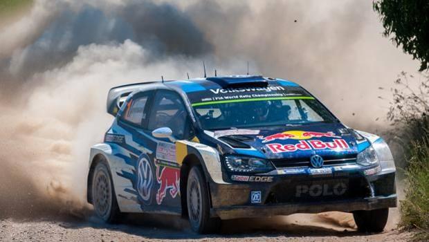 WRC, Polonia: Ogier trionfa ancora, Tanak sul podio