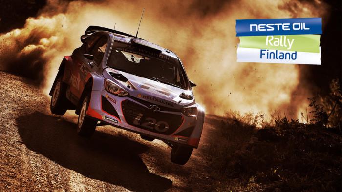 Orari Dirette TV WRC Finlandia 2015
