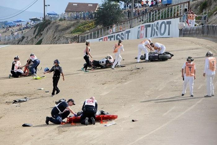 MotoAmerica, tragico incidente a Laguna Seca: morti due piloti