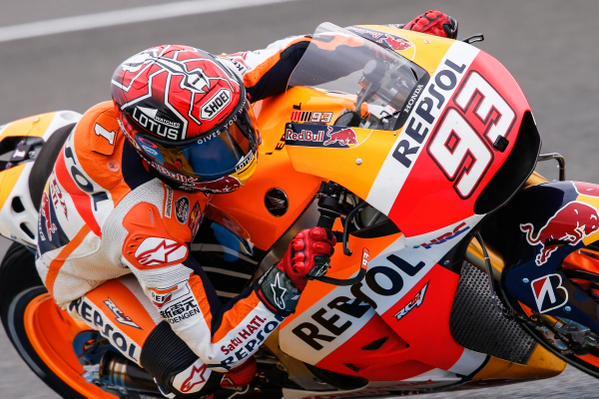 MotoGP, Sachsenring: Marquez riconferma la Leadership in FP2