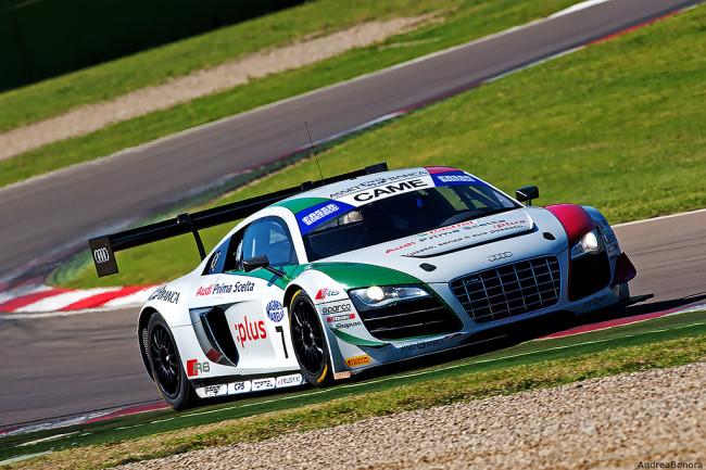 GT Italia: nuovo Bop per Audi, Ferrari e Lamborghini