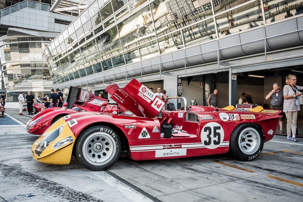 Monza Historic: tutte le FOTO delle Vecchie Glorie