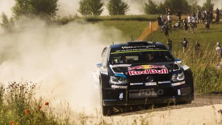 WRC, Polonia: Ogier in testa, Kubica fa gli onori di casa (2)