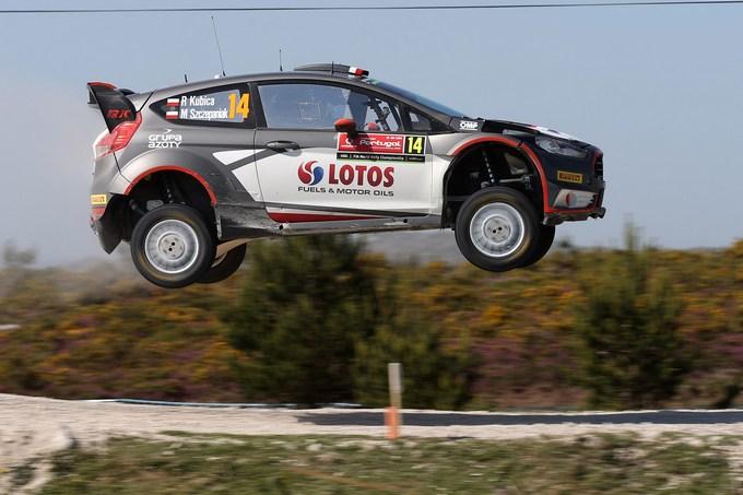 WRC, Polonia: Ogier in testa, Kubica fa gli onori di casa