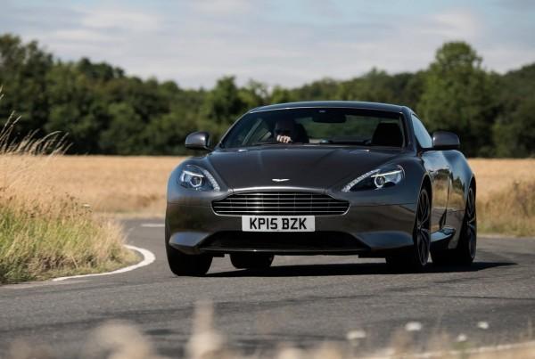 Aston Martin DB9 GT: si avvicina il debutto della più potente delle DB9