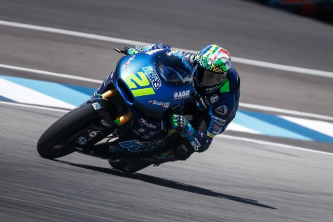 Franco Morbidelli Moto2 2015 Italtrans Racing