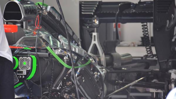 Aggiornamento power unit McLaren-Honda Spa Francorchamps 2'15