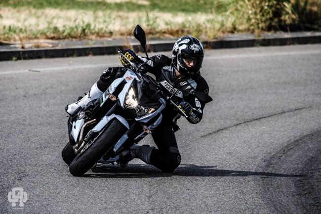 Kawasaki Z800 2015 Test Ride